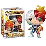 Funko My Hero Academia #372 Todoroki Metallic Pop! Multicolor