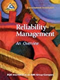 Reliability Management: An Overview (English Edition)