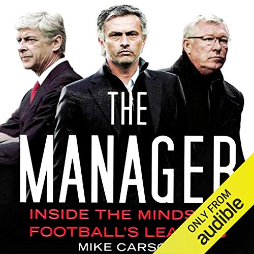The Manager audiobook cover art