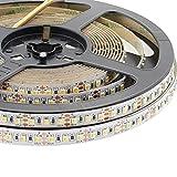 Tira LED Blanco Dual SMD3528, DC12V, 5m (240 Led/m) - IP20, Blanco dual