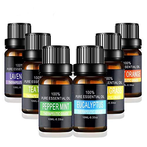 La Mejor Lista de Aceite perfumado del mes. 10