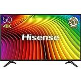 ハイセンス Hisense 50V型 4K対応液晶テレビ -外付けHDD録画対応(裏番組録画)/メーカー3年保証- 50A6100