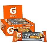 ゲータレード ホエイプロテインバー 80g 並行輸入品 (チョコレートピーナツバター, 12個セット)