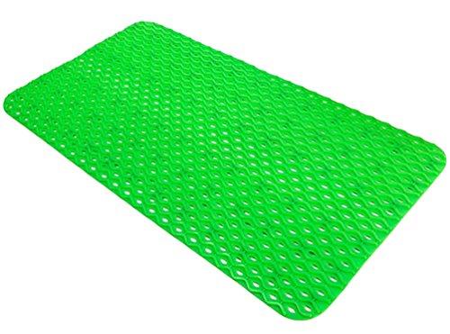 YiLianDa Badezimmerteppich Badeteppiche Saugf/ähige Badematte Schnelltrocknend Anti-Rutsch Badteppich