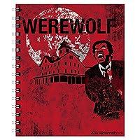 Horror Movies Werewolf JournalBook (7 x 8.5 inches) [並行輸入品]