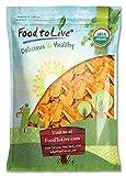Organic Mango Cheeks, 14 Pounds - Dried, Non-GMO, Kosher, Unsulphured, Unsweetened, Bulk