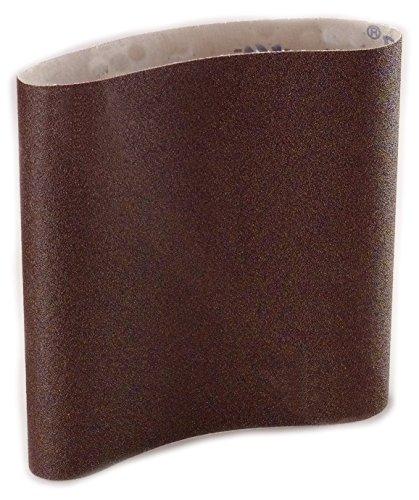 Sungold Abrasives 87962 Aluminum Oxide Cloth 36 Grit EZ8 Floor Sanding Belts (10/Pack), 8
