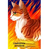 Firestar Print Notebook: (110 Pages, Lined, 6 x 9)