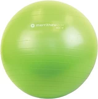 Merrithew Stability Ball for Kids,  45cm (Green)