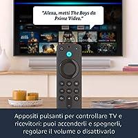 Fire TV Stick con telecomando vocale Alexa (con comandi per la TV) | Streaming in HD #1