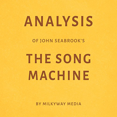 Analysis of John Seabrook's The Song Machine Titelbild