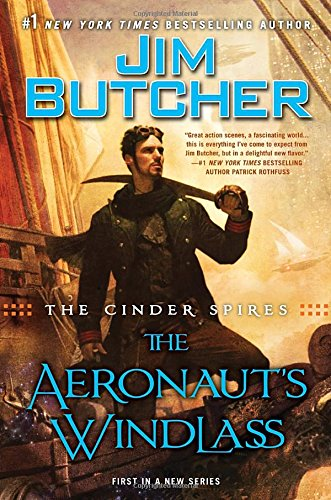Image of The Cinder Spires: the Aeronaut's Windlass
