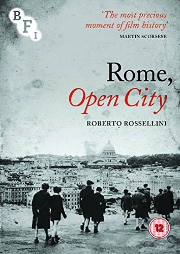 Rome, Open City [DVD] [Reino Unido]