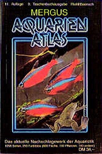 Aquarien-Atlas, Band 1