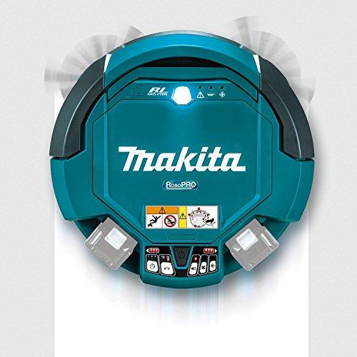 Makita Akku-Saugroboter 18 V Bild 6*