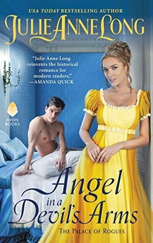 Angel in a Devil's Arms: The Palace of Rogues (English Edition)