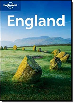 Lonely Planet England (Country Guide) by David Else (2009-03-01)