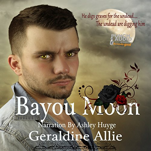 Bayou Moon audiobook cover art