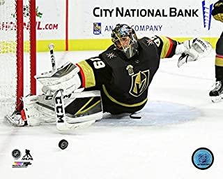 Marc-Andre Fleury Vegas Golden Knights NHL Action Photo (Size: 8
