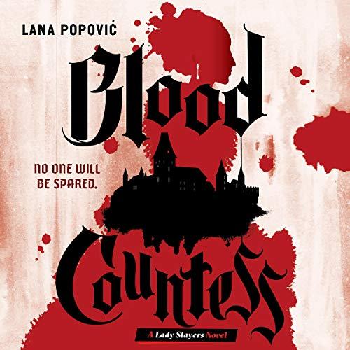 Couverture de Blood Countess (Lady Slayers)
