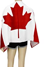 Bath Towel Beach Pool Towels Pure Cotton Canadian Flag