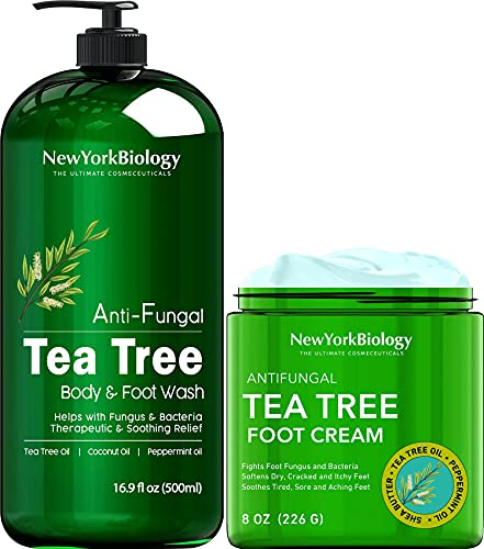 New York Biology Tea Tree Body Wash