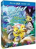 Zhu Pets, Le Magicien du Palais des Rêves [Combo 3D + Blu-Ray + DVD]