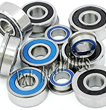 XTM Racing Rage EP 4WD Truck RTR 1/18 Electric Bearing set Quality RC Ball Bearings VXB Brand
