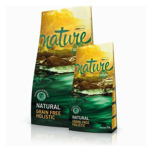 Satisfaction Nature pienso para perros de salmon