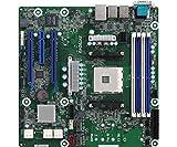 AsRock Rack X470D4U Micro ATX Server Motherboard AM4...