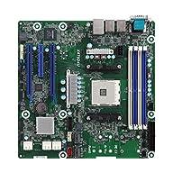 AsRock Rack X470D4U Micro ATX Server Motherboard AM4 Ryzen & Ryzen 7nm PGA1331 AMD X470