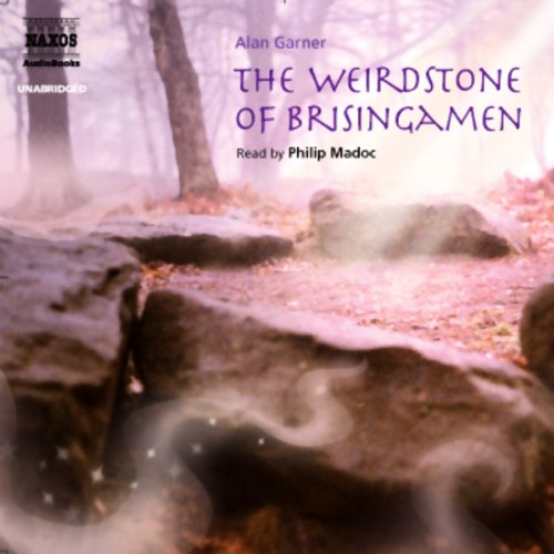 The Weirdstone of Brisingamen audiobook cover art