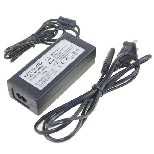 AC Adapter for Plustek OpticFilm 8200i Ai SE Film Scanner Power Supply Charger