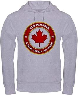 Canada Medallion Hoodie Sweatshirt