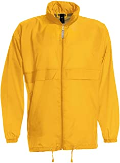 B&C Men's Sirocco Raincoat
