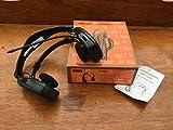 Wild Wild WEST GPX AM/FM Folding Headset Radio New in Box