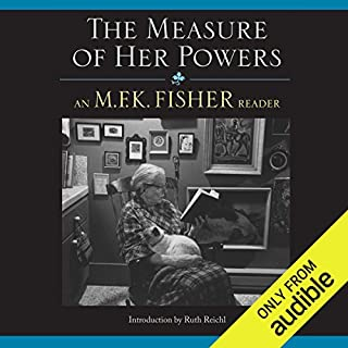 The Measure of Her Powers audiobook cover art