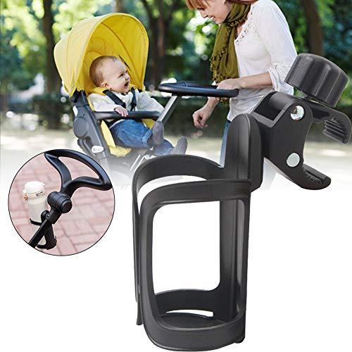 Cup-Halter für Kinderwagen Kinderwagen-Cup-Halter-Universalfahrrad Kessel Becherhalter Fahrrad Flaschenkinderwagen Anti-Rutsch-Getränkehalter