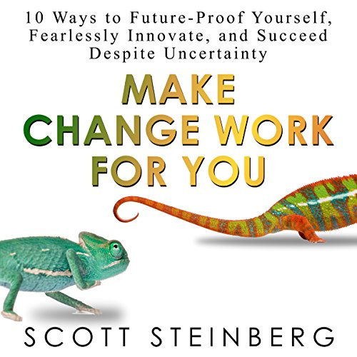 Make Change Work for You audiobook cover art