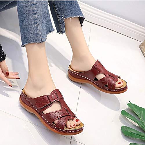 Sandalias De Señora  marca LGZY