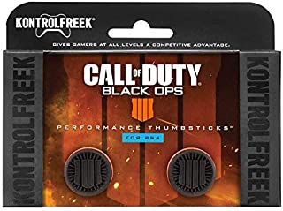 KontrolFreek Call of duty:Black ops 4 Performance Thumbstick for Playstaiton 4