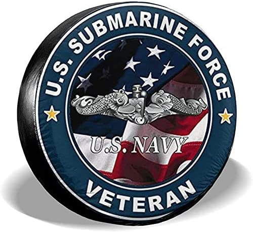 YANMEI United States Navy Submarine- Super popular specialty store Tire Force Veteran 35% OFF Co Spare