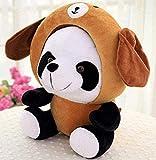 FEIFEIYK Plüsch Spielzeug Plüsch Cartoon Panda 20 cm Plüsch Tierspielzeug Kinder Plüsch Puppe...