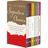 The C. S. Lewis Signature Classics 8-Volume Box Set (Paperback)