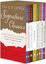 The C. S. Lewis Signature Classics (8-Volume Box Set): An Anthology of 8 C. S. Lewis Titles: Mere Christianity, The Screwt...