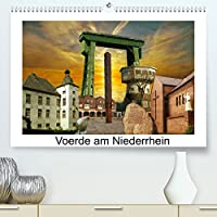 Voerde am Niederrhein (Premium, hochwertiger DIN A2 Wandkalender 2022, Kunstdruck in Hochglanz): Impressionen der Stadt Voerde (Monatskalender, 14 Seiten )