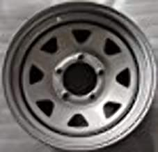 New 16 Inch Steel Wheel Rim Ford F150 E150 Silver Spoke 16 on 7 5 on 5.5 5 on 139.7 16555SP Ford