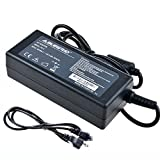 ABLEGRID 24V 60W AC/DC Adapter for Ecoxotic 12, 24, 36 and 48 Inch 12in 24in 36in 48in Stunner LED Strips 24 Volt 60 Watt Power Supply Cord Cable PS Charger Mains PSU