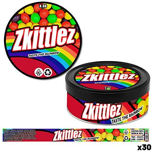 Super Silver Haze Cali pressitin thon Tin Étiquettes Autocollants RX Haute Qualité
