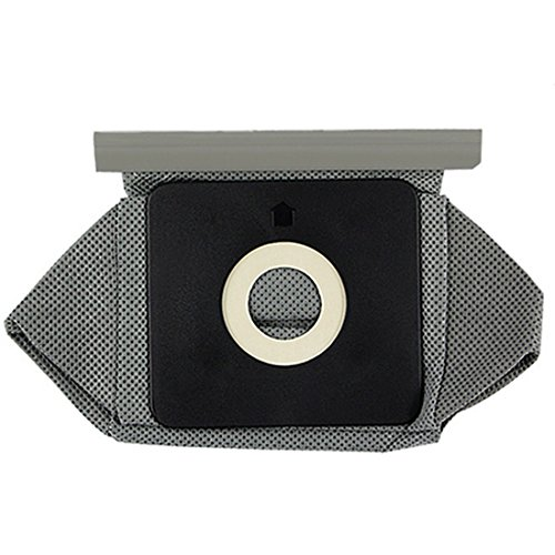 Bolsas de tela universales Bolsas de aspiradoras reutilizables para el hogar Accesorios de piezas de aspiradoras Apto para Midea 1pcs 10x11x5cm